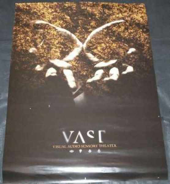 VAST - Visual Audio Sensory Theater - Poster / Affiche
