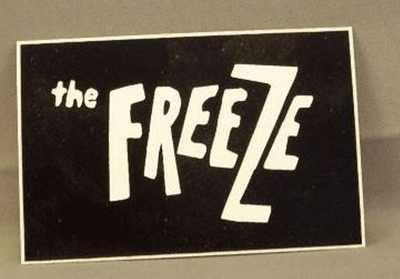 FREEZE - The Freeze - Sticker