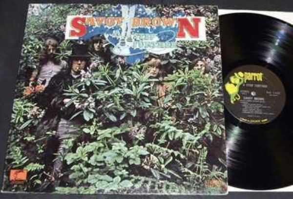 SAVOY BROWN - A Step Further - LP