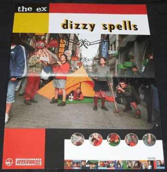 THE EX - Dizzy Spells - ポスター