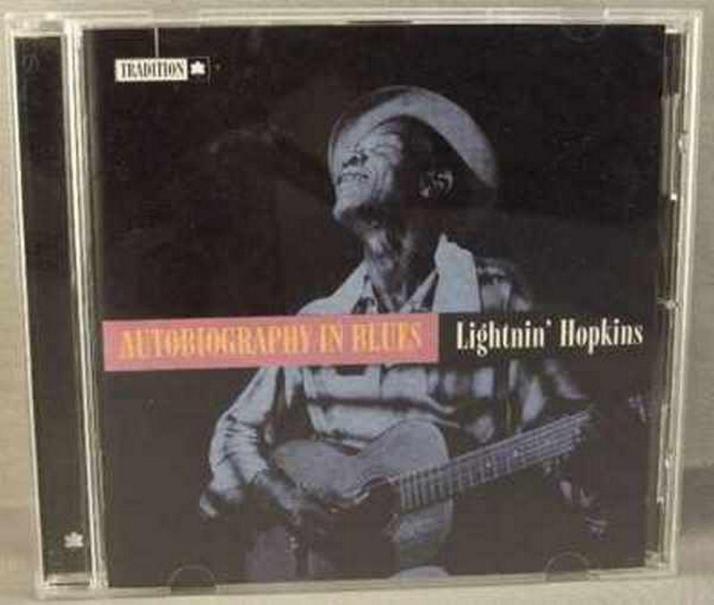HOPKINS,  LIGHTNIN - Autobiography In Blues - CD