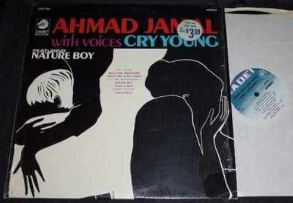 JAMAL,  AHMAD WITH VOICES - Cry Young - LP