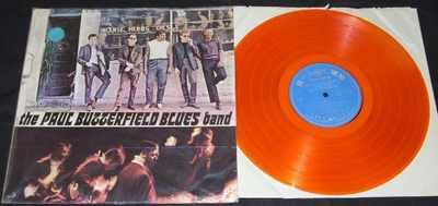 BUTTERFIELD,  PAUL BLUES BAND - Self Titled Paul Butterfield Blues Band - 33T