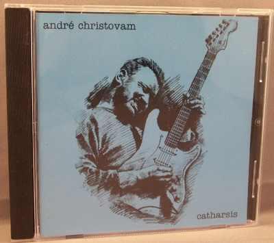 CHRISTOVAM,  ANDRE - Catharsis - CD