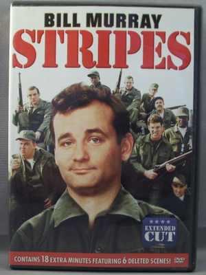 DVD - Stripes - DVD