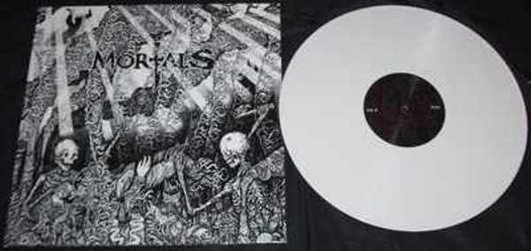 MORTALS - Cursed To See The Future - LP
