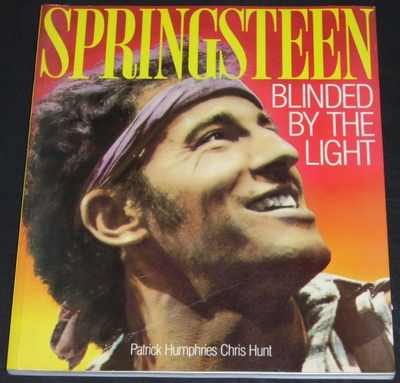 SPRINGSTEEN,  BRUCE - Springsteen Blinded By The Light - 雑誌