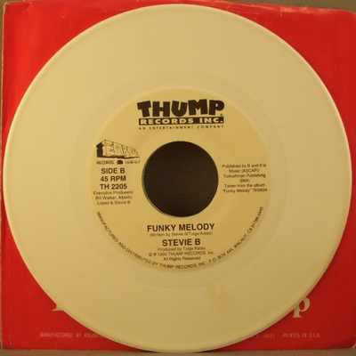 STEVIE B - Dream About You / Funky Melody - 45T x 1