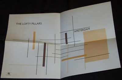 LOFTY PILLARS - Amsterdam - ポスター