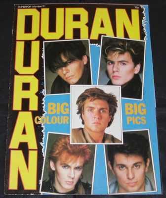 SUPERPOP MAGAZINE - No. 11 Duran Duran - Magazine