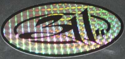 311 - Self Titled 311 - Sticker