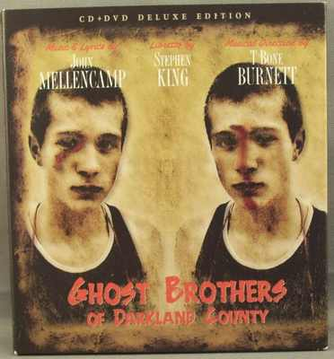 MELLENCAMP,  JOHN - Ghost Brothers Of Darkland County - CD