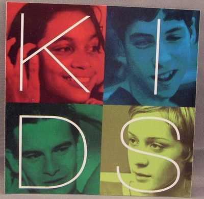 SOUNDTRACK - Kids - Sticker