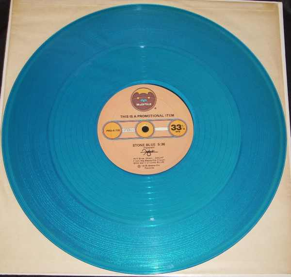 FOGHAT - Stone Blue - Maxi 45T