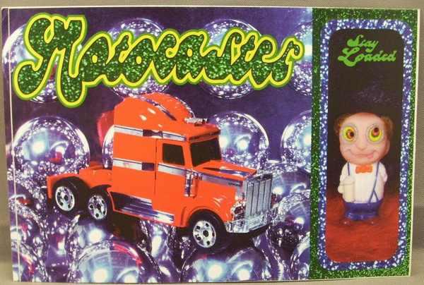 MOTOCASTER - Stay Loaded - Sticker