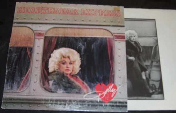 Parton,  Dolly Heartbreak Express
