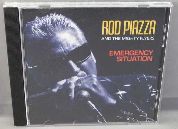PIAZZA,  ROD & THE MIGHTY FLYERS - Emergency Situation - CD