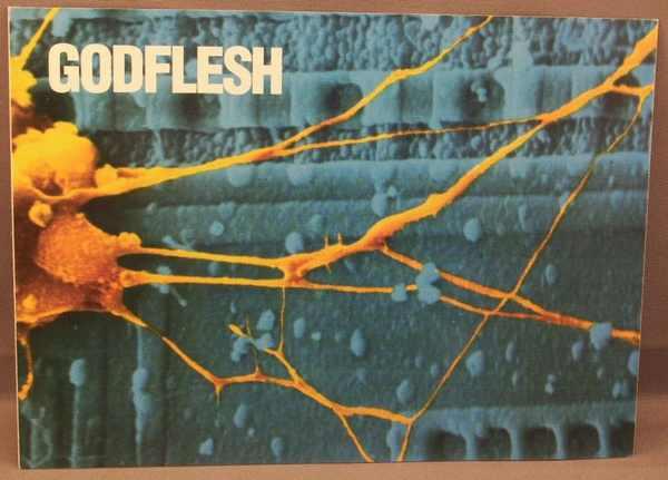 GODFLESH - Selfless - Sticker