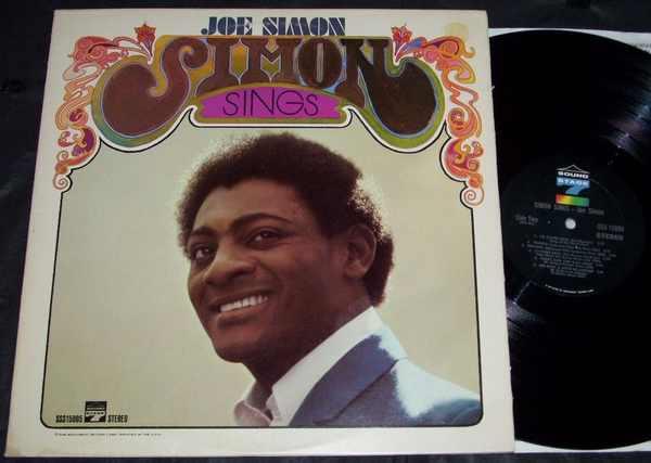 SIMON,  JOE - Simon Sings - LP