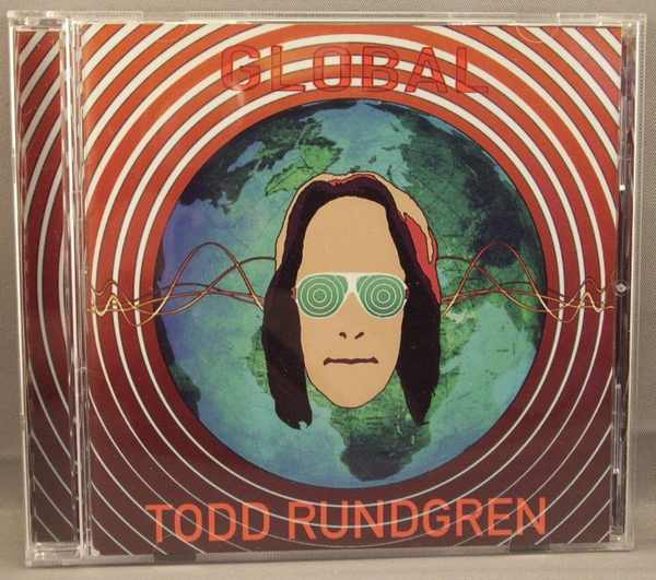 Rundgren, Todd - Global CD - Click Image to Close
