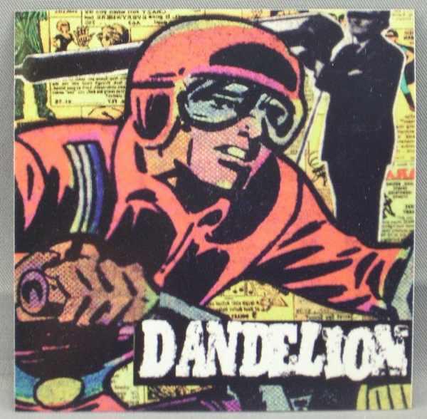 DANDELION - Dyslexicon - Sticker