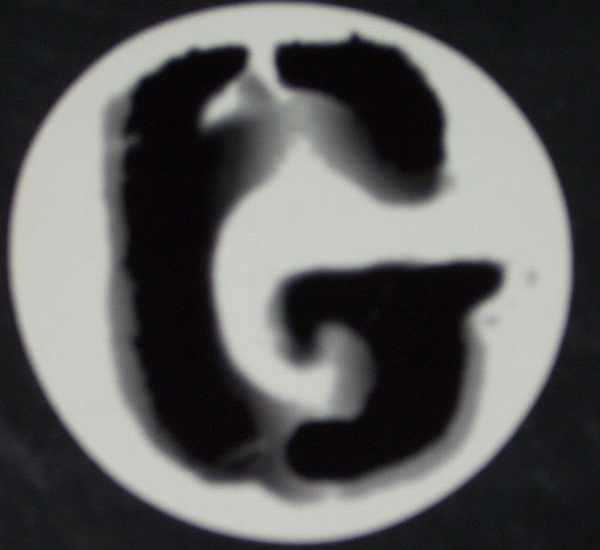 GARBAGE - Self Titled Garbage 1995 Promo Sticker - Sticker