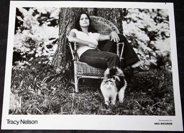 NELSON,  TRACY - 8 X 10 Promo Photo - Autres