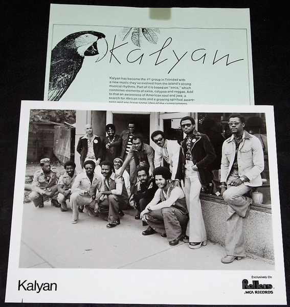 KALYAN - Self Titled Kaylan - Autres