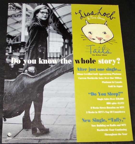 LOEB,  LISA & NINE STORIES - Tails - Autres