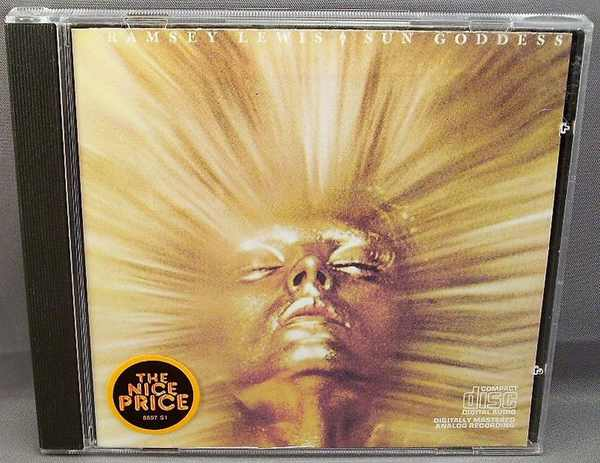 LEWIS,  RAMSEY - Sun Goddess - CD
