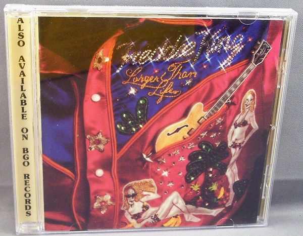 KING,  FREDDIE - Larger Than Life - CD