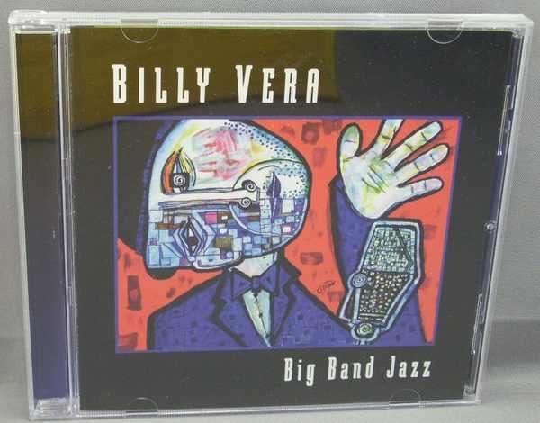 VERA,  BILLY - Big Band Jazz - CD