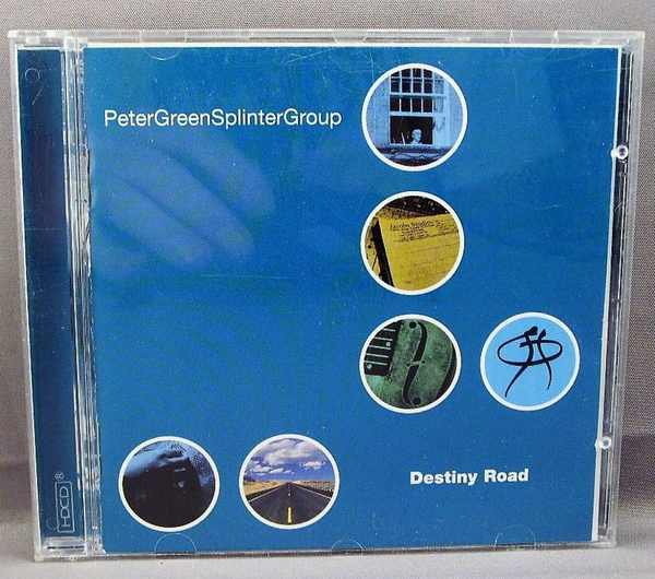 GREEN,  PETER SPLINTER GROUP - Destiny Road - CD