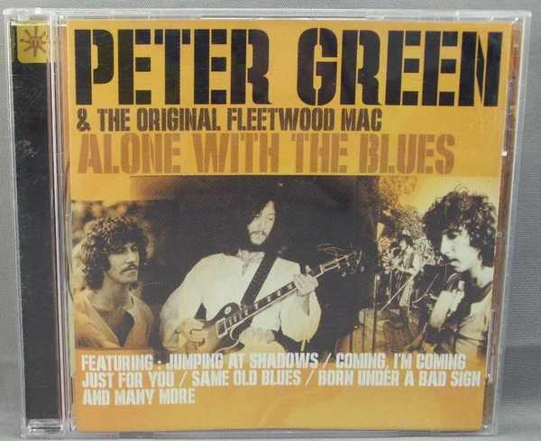 GREEN,  PETER - Alone With The Blues - CD