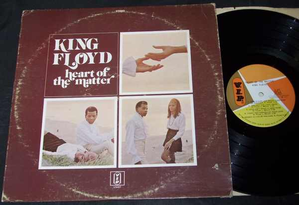 Floyd, King - Heart Of The Matter Vinyl LP - Click Image to Close