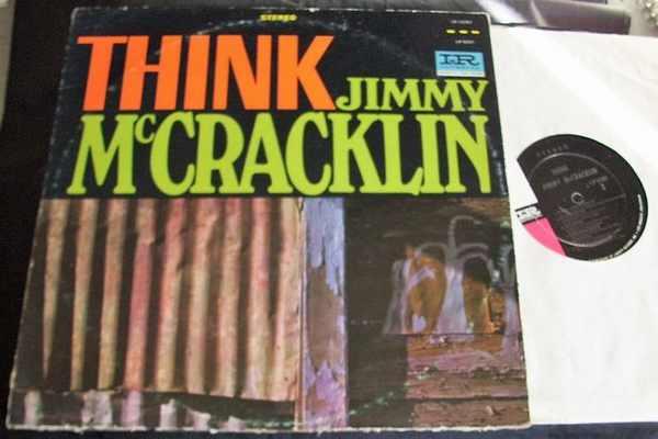 MCCRACKLIN,  JIMMY - Think - LP
