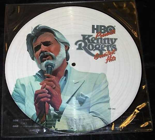 Rogers,  Kenny HBO Presents Kenny Rogers Greatest Hits