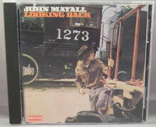 MAYALL,  JOHN - Looking Back - CD