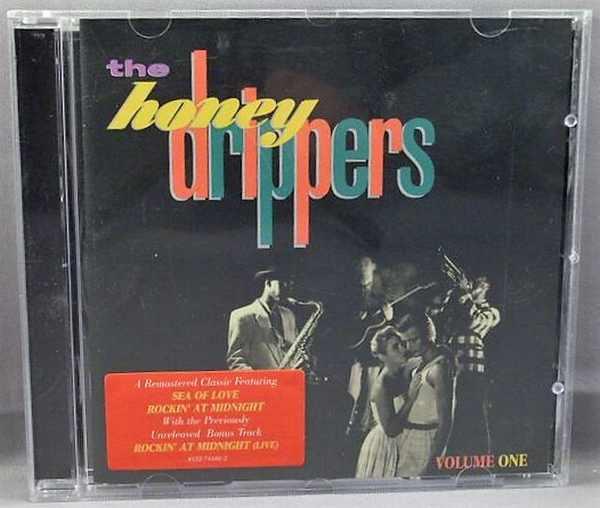 HONEY DRIPPERS - Volume One - CD