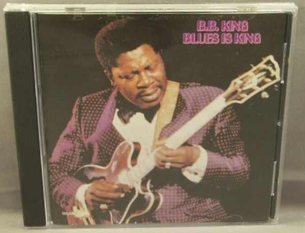 KING,  B.B. - Blues Is King - CD