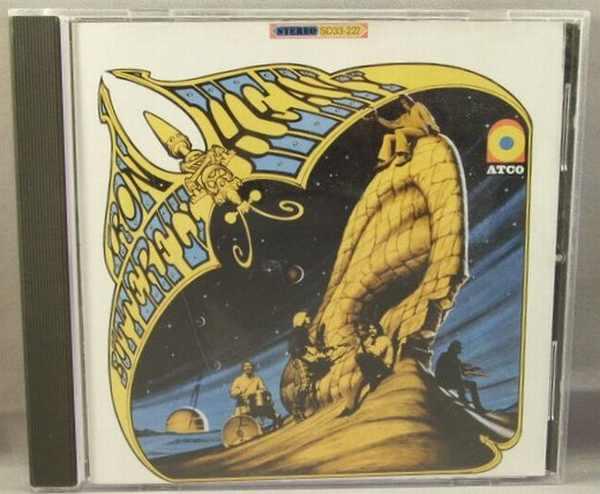 IRON BUTTERFLY - Heavy - CD