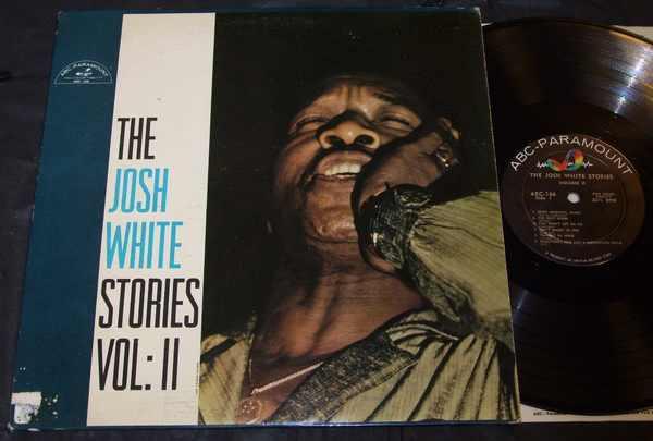 WHITE,  JOSH - Josh White Stories Vol. II - LP