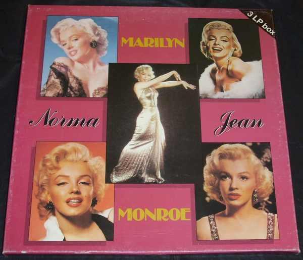 MONROE,  MARILYN - Norma Jean - LP