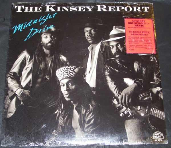 KINSEY REPORT - Midnight Drive - LP