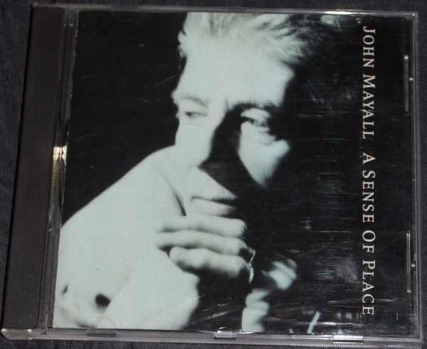 MAYALL,  JOHN - A Sense of Place - CD