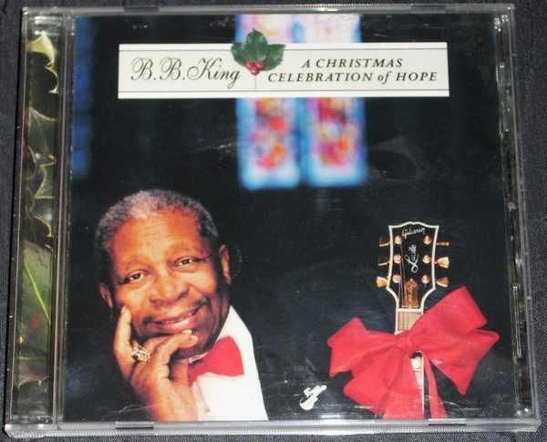 KING,  B.B. - A Christmas Celebration of Hope - CD