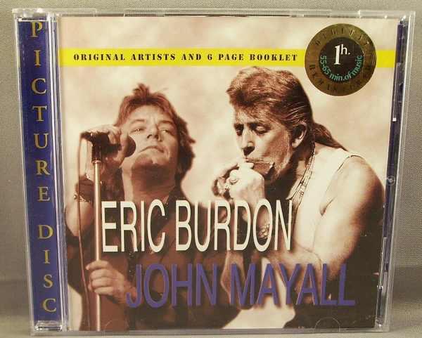 BURDON,  ERIC AND JOHN MAYALL - Burdon & Mayall - CD
