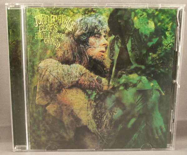 MAYALL,  JOHN - Blues From Laurel Canyon - CD