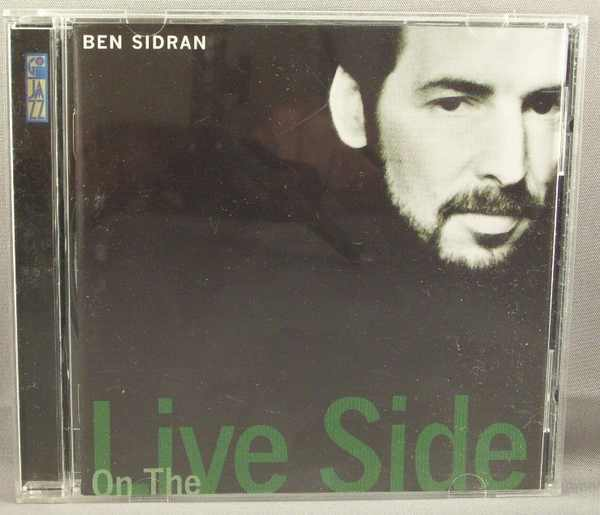 SIDRAN,  BEN - On The Live Side - CD