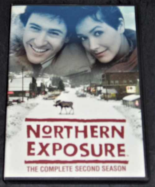 DVD - Northern Exposure Complete Second Season - DVD